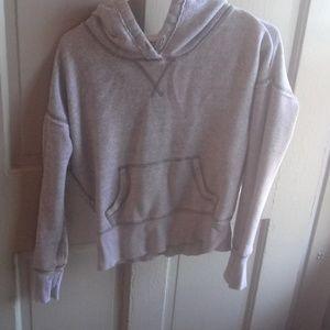 Basic grey hoodie